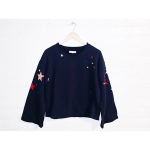 Mile(s) by Madewell || Starry Night Sweatshirt Sm